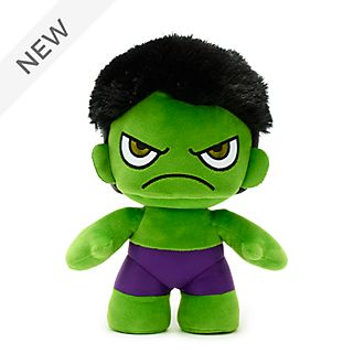 Disney Store Hulk Small Soft Toy