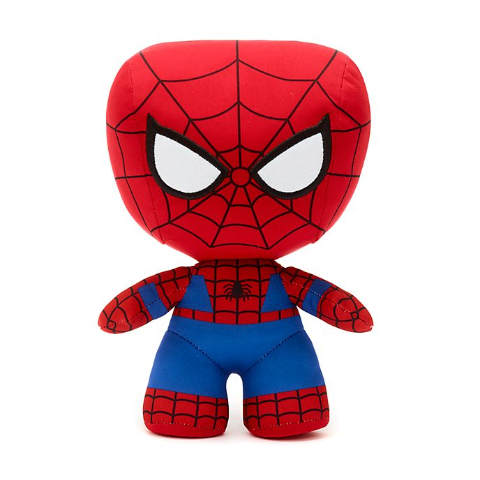 Disney Store Spider-Man Small Soft Toy