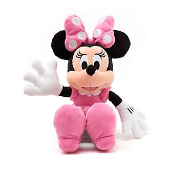 Petite peluche rose Minnie Mouse
