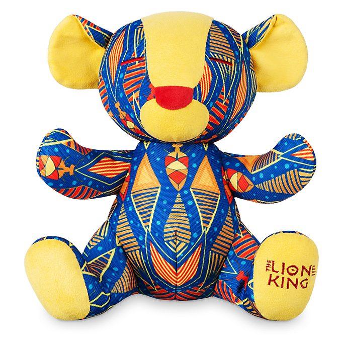 Peluche medio edizione limitata Simba Disney Store