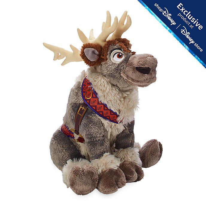 Disney Store Sven Medium Soft Toy, Frozen 2