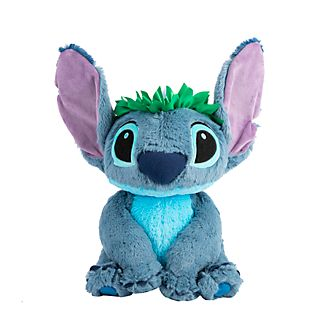 Disney Store Stitch Hawaiian Medium Soft Toy