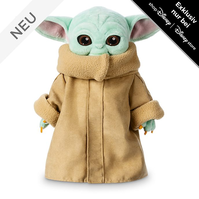 Disney Store - Star Wars: The Mandalorian - Das Kind - Kuschelpuppe