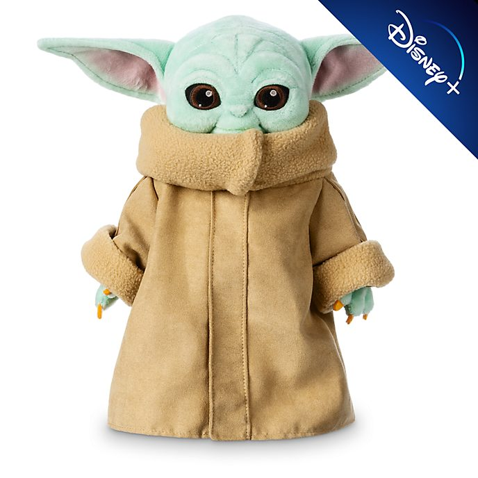 Peluche piccolo Grogu Star Wars: The Mandalorian Disney Store