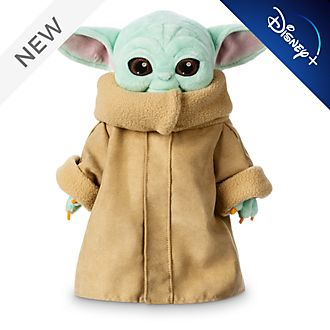 Disney Store The Child Small Soft Toy, Star Wars: The Mandalorian