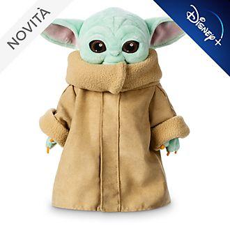 """Peluche piccolo """"Il Bambino"""" Star Wars: The Mandalorian Disney Store"""