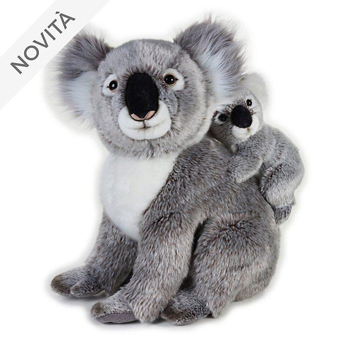 Peluche medio Koala con cucciolo National Geographic Steiff