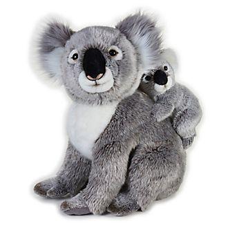 Disney Store National Geographic Koala and Joey Medium Soft Toy