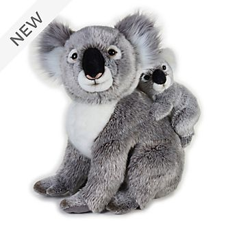 Disney Store National Geographic Koala and Joey Medium Soft Toy