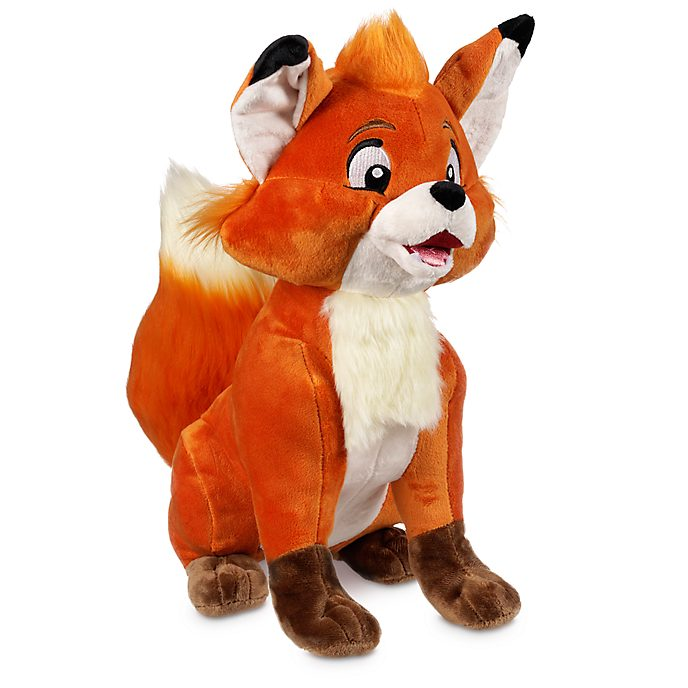 Disney Store Tod Medium Soft Toy, The Fox and the Hound