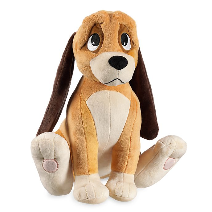 Disney Store Peluche moyenne Rouky, Rox et Rouky