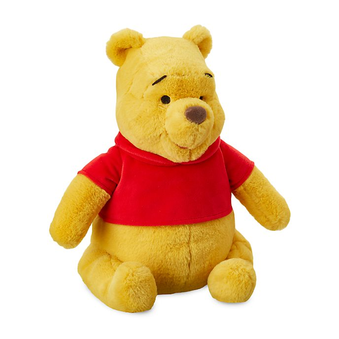 Disney Store Winnie the Pooh Medium Soft Toy