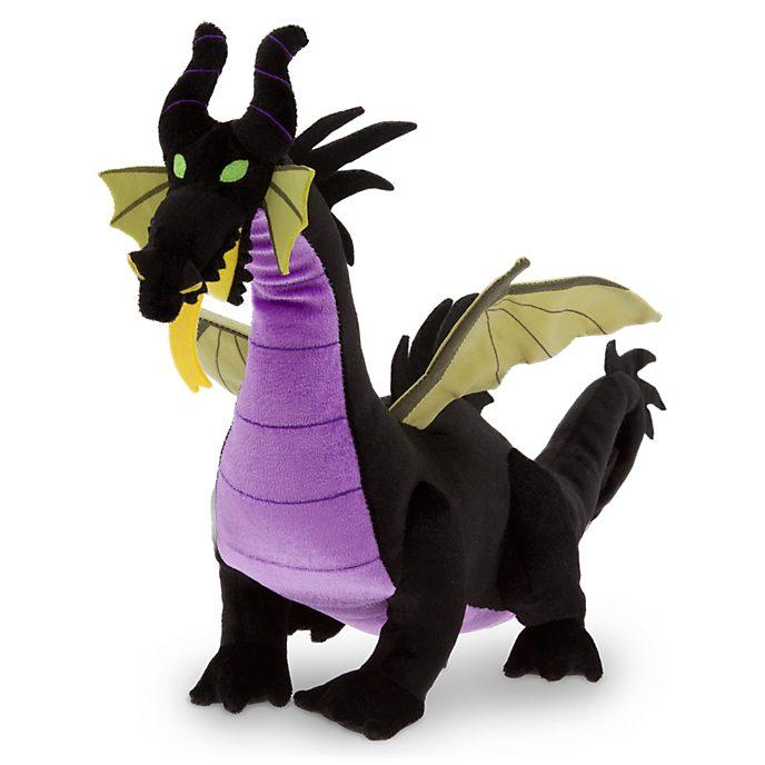 Disney Store Peluche dragon de Maléfique, La Belle au Bois Dormant