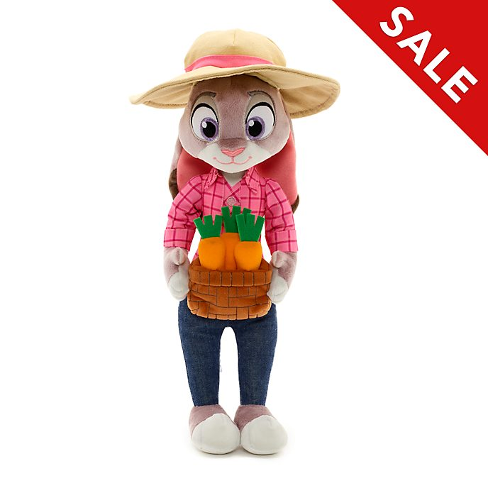 Disney Store - Judy Hopps - Zoomania - Stoffpuppe