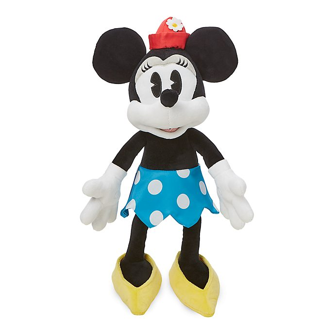 Peluche medio vintage Minni Disney Store