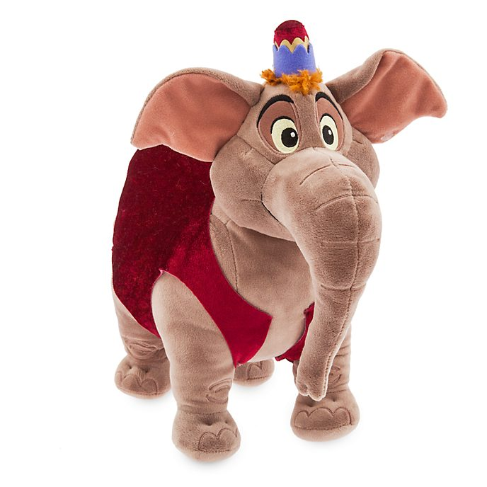 Disney Store Abu the Elephant Medium Soft Toy, Aladdin