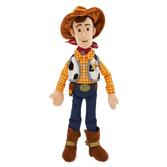 Disney Store Woody Medium Soft Toy