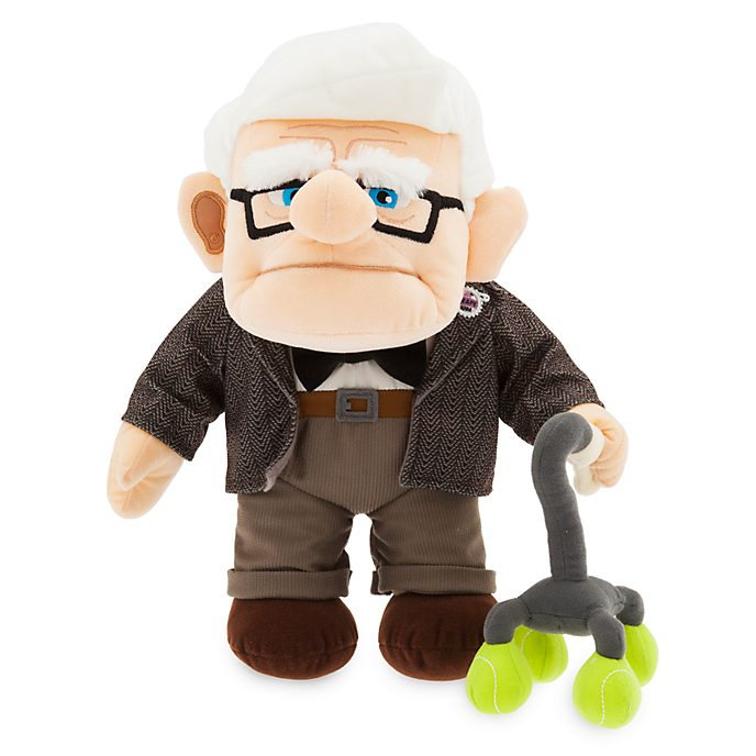 Peluche mediano Carl, Up, Disney Store