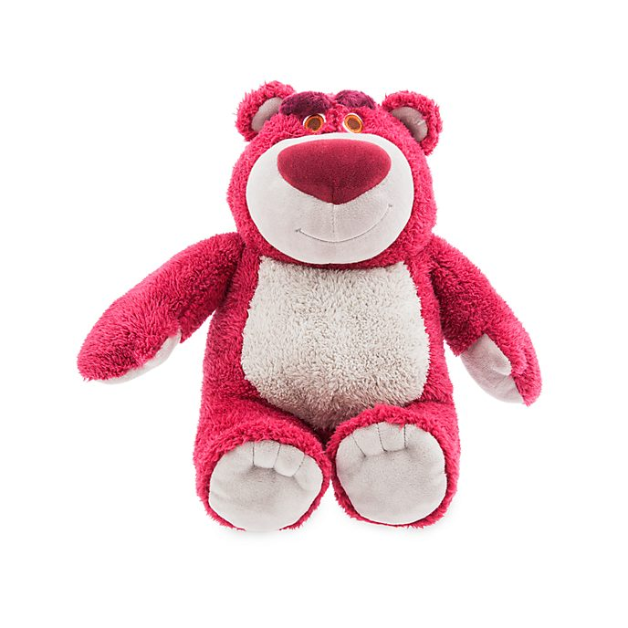 Disney Store Lotso Medium Soft Toy