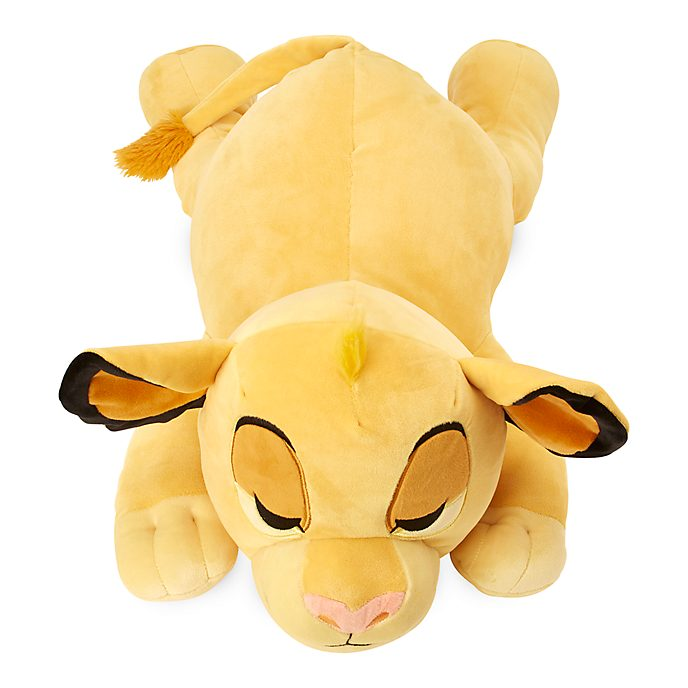 Peluche grande Simba, Cuddleez, Disney Store