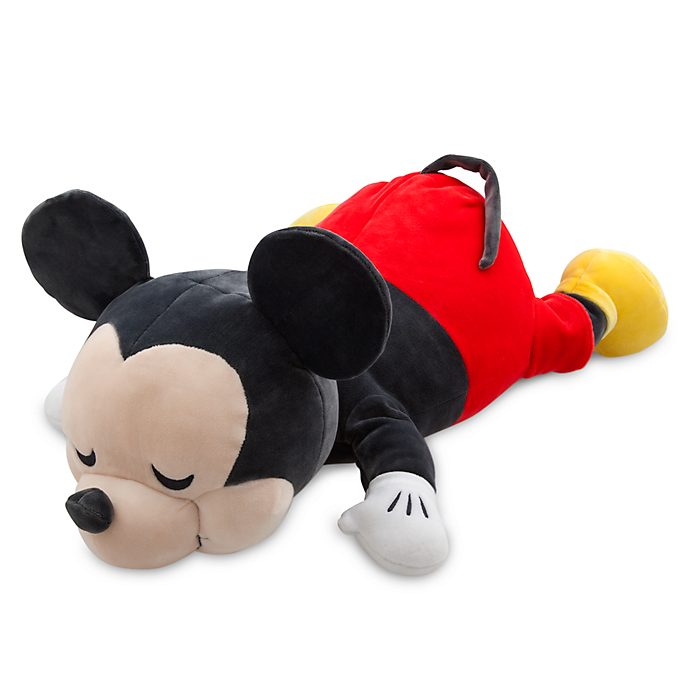 Peluche grande Mickey Mouse, Cuddleez, Disney Store