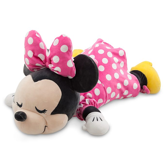 Peluche grande Minnie Mouse, Cuddleez, Disney Store