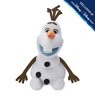 Peluche grande Olaf Frozen 2: Il Segreto di Arendelle Disney Store