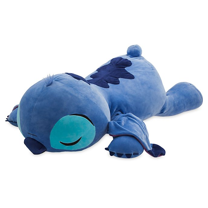 Disney Store Stitch Cuddleez Giant Soft Toy