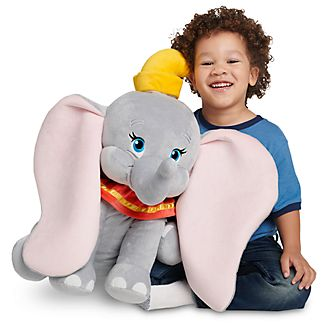 Disney Store Dumbo Large Soft Toy