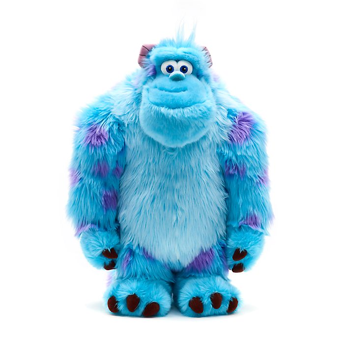 Peluche grande Sulley Monsters & Co. Disney Store