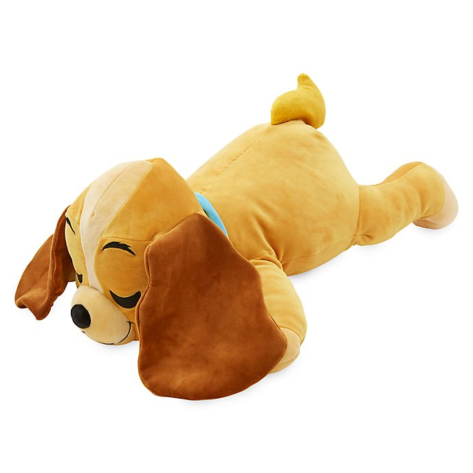 Disney Store Lady Cuddleez Large Soft Toy