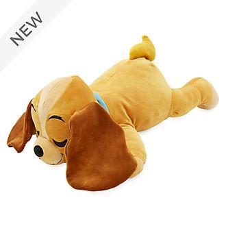 Disney Store Lady Cuddleez Large Soft Toy