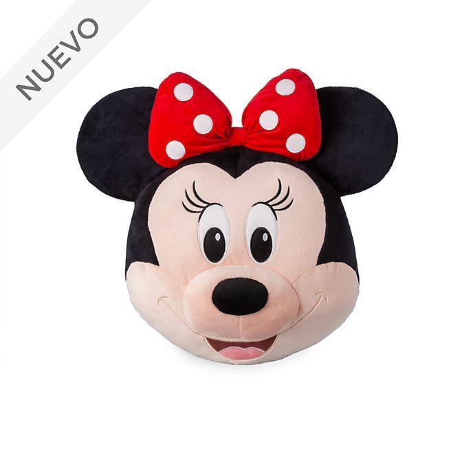 Cojín grande con cara de Minnie, Disney Store