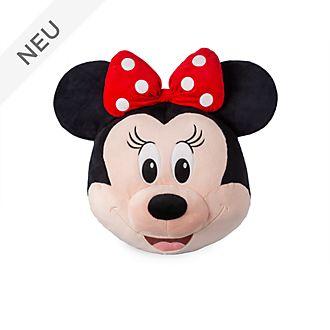 Disney Store - Minnie Maus - Großes Gesichtkissen