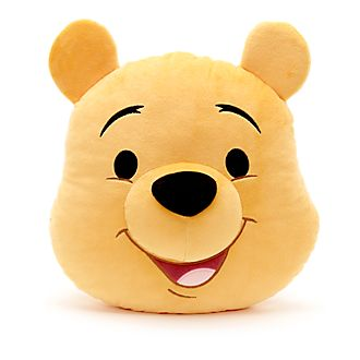 Disney Store Winnie the Pooh Big Face Cushion