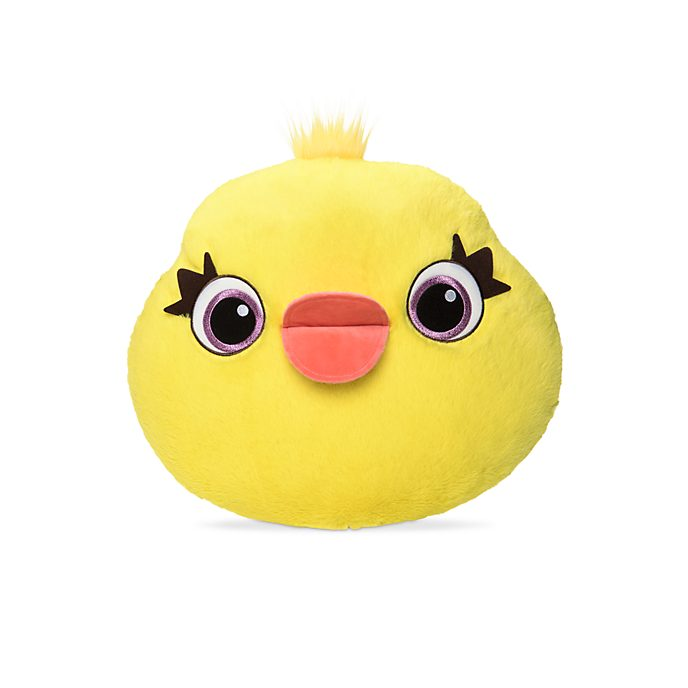 Disney Store Grand coussin visage de Ducky, ToyStory4