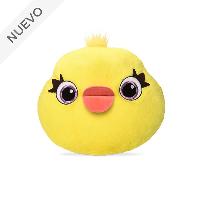 Cojín grande con cara Ducky, Toy Story 4, Disney Store