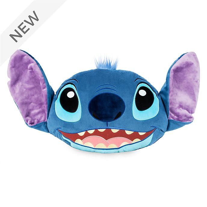 Disney Store Stitch Big Face Cushion