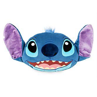 Disney Store Gros coussin tête de Stitch