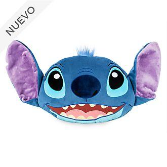 Cojín grande con cara de Stitch, Disney Store