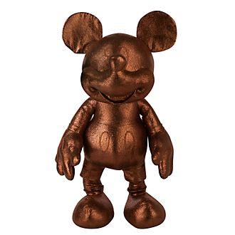 Disney Store - Micky Maus - Bronzefarbene Kuschelpuppe
