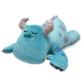 Peluche grande Cuddleez Sulley Monsters & Co. Disney Store