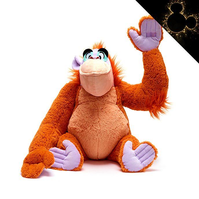 Peluche grande Re Luigi Il libro della giungla Disney Store
