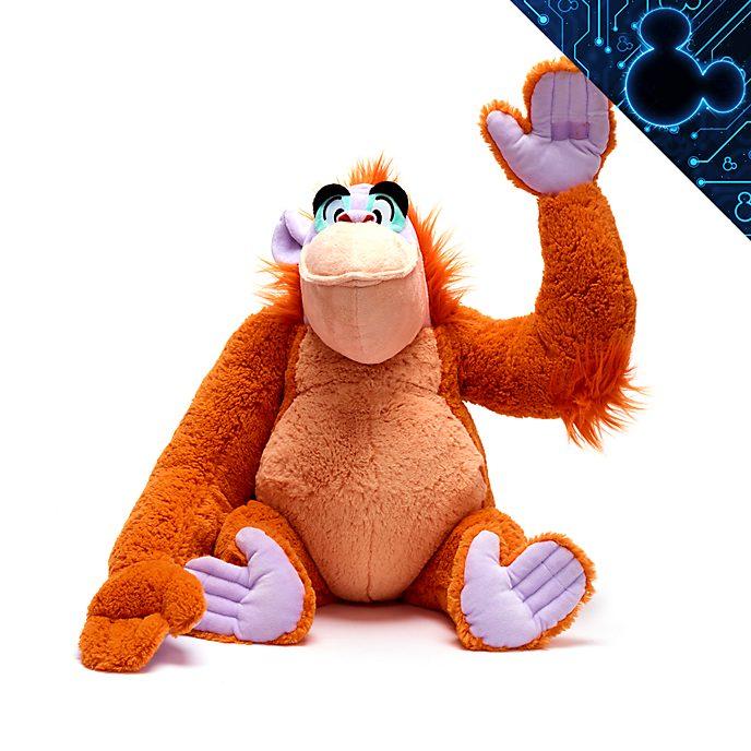Peluche grande Rey Louie, El Libro de la Selva, Disney Store