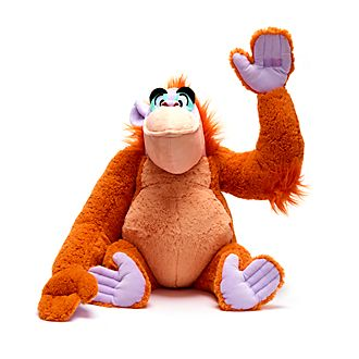 Disney Store King Louie Large Soft Toy, The Jungle Book