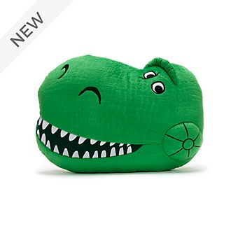 Disney Store Rex Big Face Cushion, Toy Story
