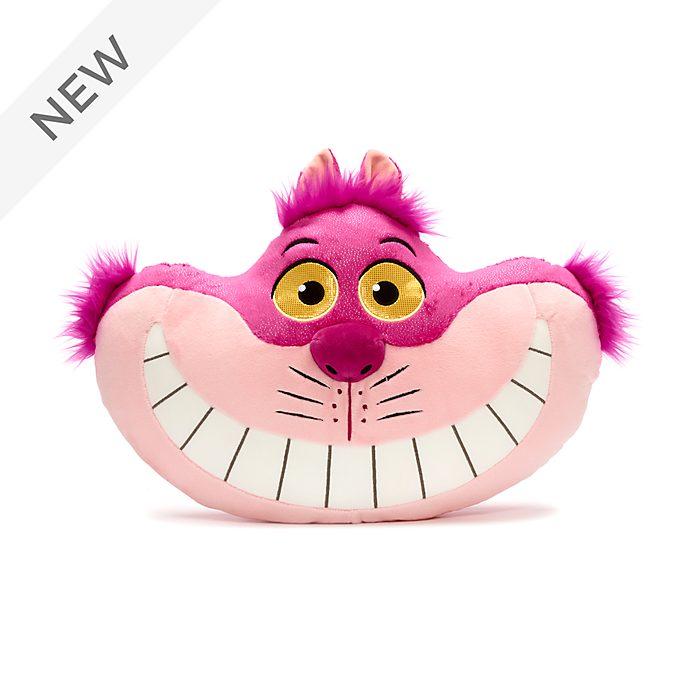 Disney Store Cheshire Cat Big Face Cushion
