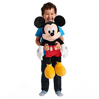 Peluche grande Mickey Mouse, Disney Store