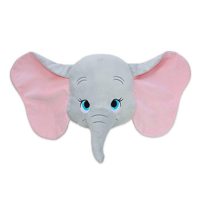 Cojín grande con cara Dumbo, Disney Store