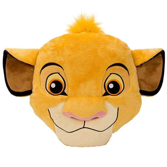 Disney Store Simba Cushion, The Lion King